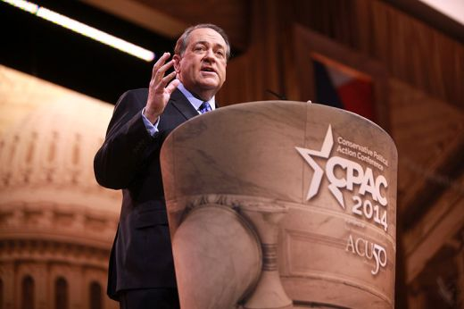 Mike Huckabee Home is the Center of Education | HSLDA Blog