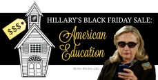 Hillary's Black Friday Sale: American Education | HSLDA Blog