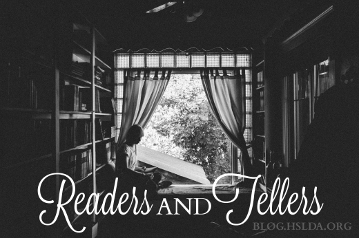 Readers and Tellers | HSLDA Blog