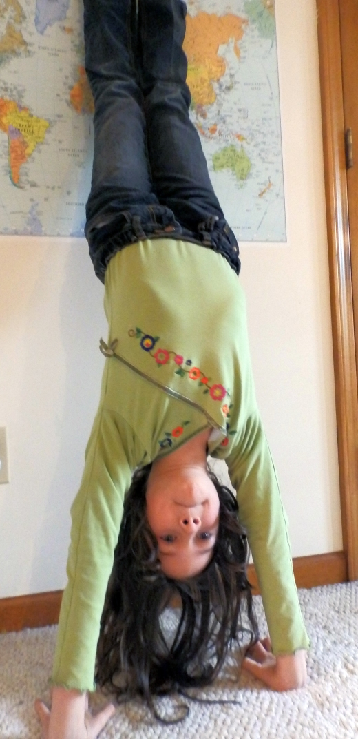 Parts of Speech and Somersaults - HSLDA Blog