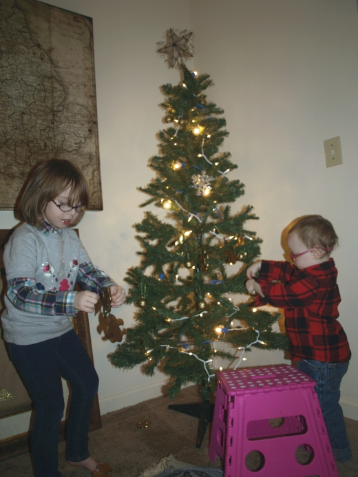Decorating for Christmas | HSLDA Blog
