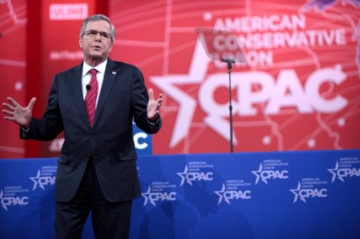 Jeb Bush   Candidates on Common Core