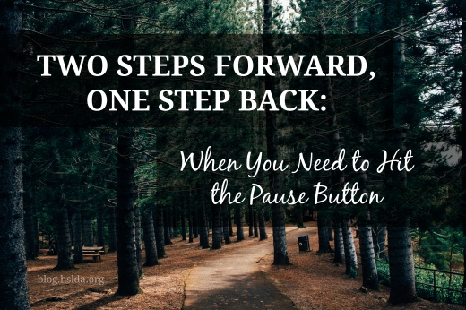 Two Steps Forward…One Step Back - Rachelle Reitz - HSLDA Blog