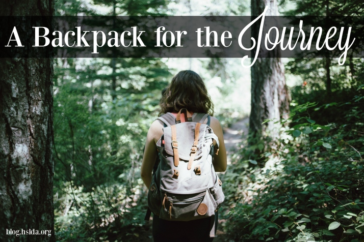 A Backpack for the Journey | HSLDA Blog