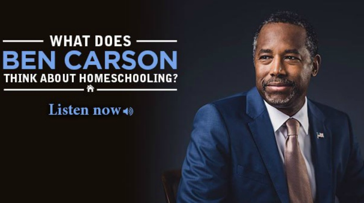 EXCLUSIVE: Mike Farris and Ben Carson chat homeschooling | HSLDA Blog