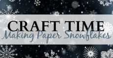 Craft Time: Making Paper Snowflakes | HSLDA Blog