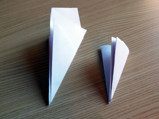 Craft Time Making Paper Snowflakes 3 - Carolyn Bales - HSLDA Blog