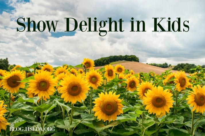 Show Delight in Kids - Amy Koons - HSLDA Blog