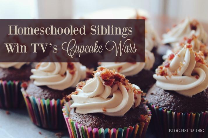 Homeschooled Siblings Win TV's Cupcake Wars   HSLDA Blog
