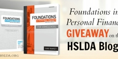 It's Financial Literacy Month! Enter HSLDA's Giveaway | HSLDA Blog