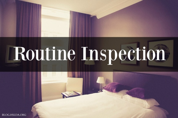 BLG SZ - Routine Inspection –Rose-Focht– HSLDA Blog