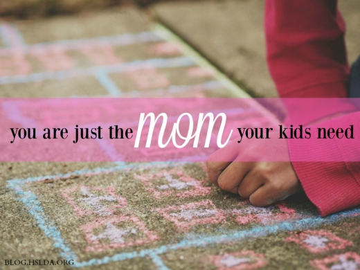 BLG SZ -You-are-just-the-mom-your-kids-need– Tracy-Klicka-MacKillop – HSLDA Blog