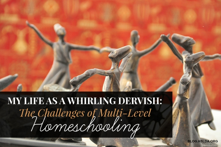 The Challenges of Multi-Level Homeschooling | HSLDA Blog