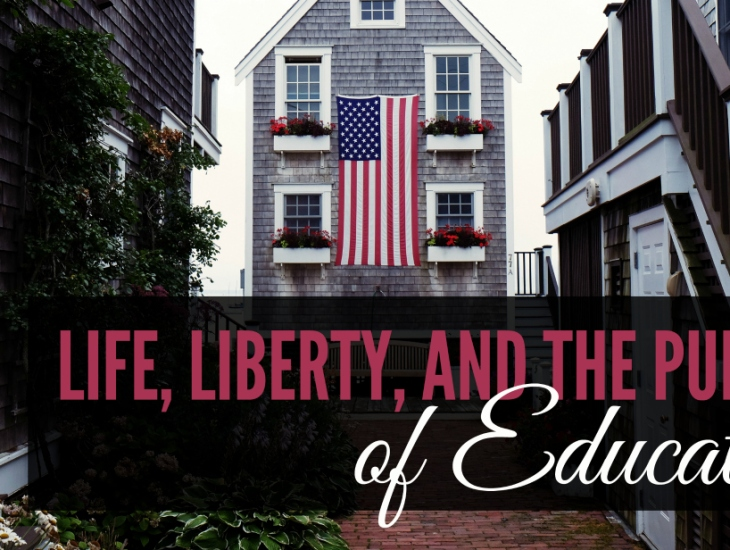 Life, Liberty, and the Pursuit of Education | HSLDA Blog