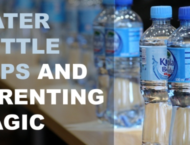 Water Bottle Caps and Parenting Magic | HSLDA Blog