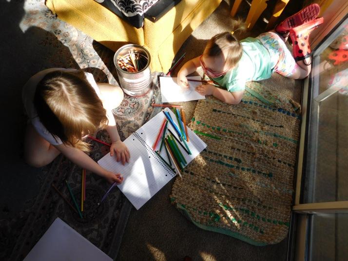 Small Space Homeschooling PART 2 | HSLDA Blog