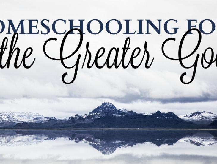 Homeschooling for the Greater Good | HSLDA Blog