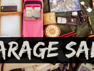 Garage Sale   HSLDA Blog