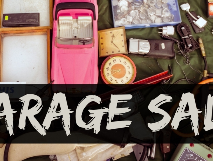 Garage Sale | HSLDA Blog