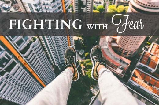 Fighting with Fear - Jessica Cole -HSLDA Blog