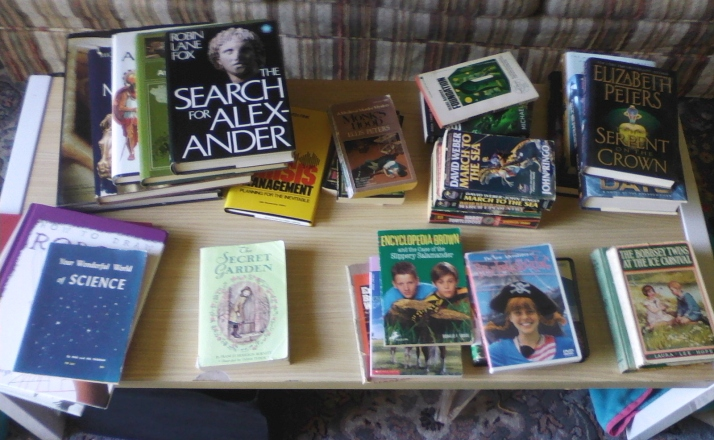 Five Books That Totally Reinforce What I Was Thinking About Homeschooling Anyway | HSLDA Blog