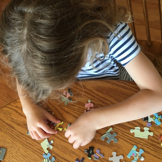 Life is Like a Jigsaw Puzzle | HSLDA Blog