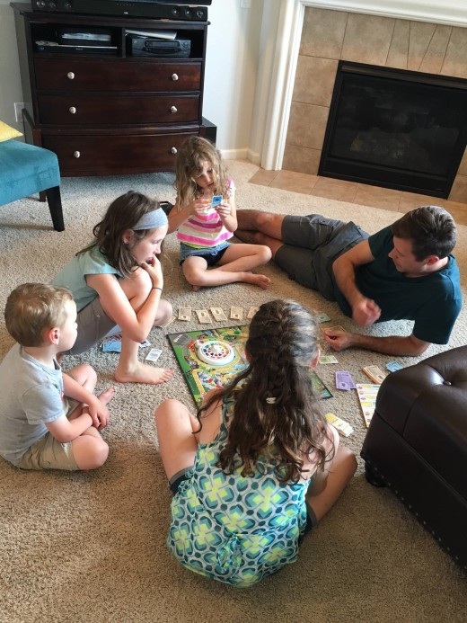 Chores and Having My Act Together | HSLDA Blog