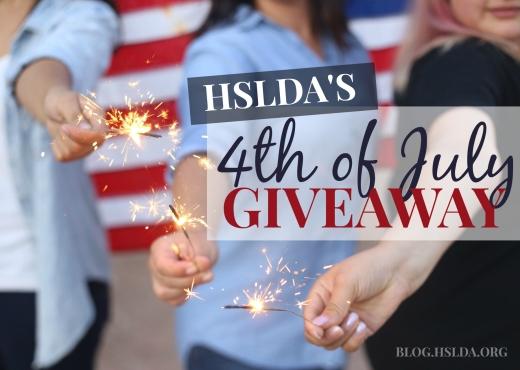 OR - HSLDA 4th of July 2016 Giveaway - HSLDA Blog