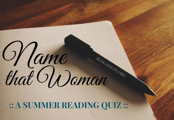 Name That Woman | HSLDA Blog