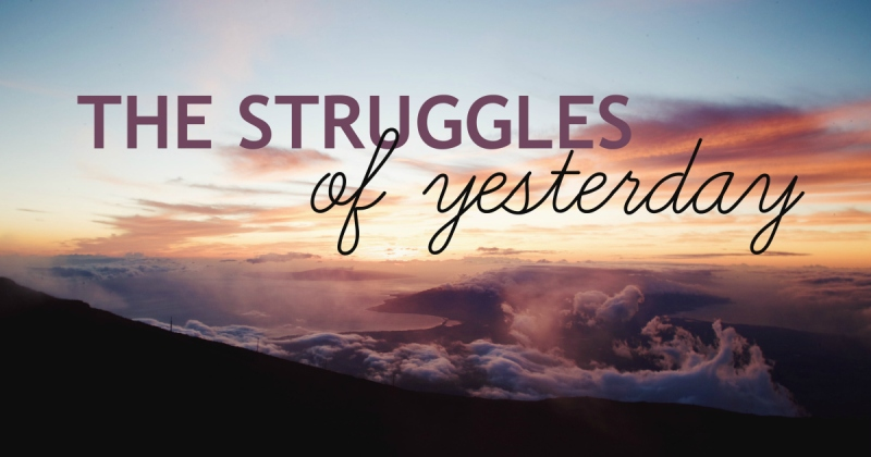 The Struggles of Yesterday | HSLDA Blog