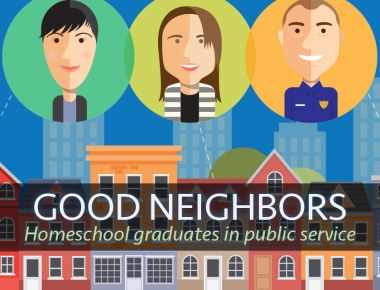 New Series    Homeschool Helpers: Grads and Parents Serving Your Community