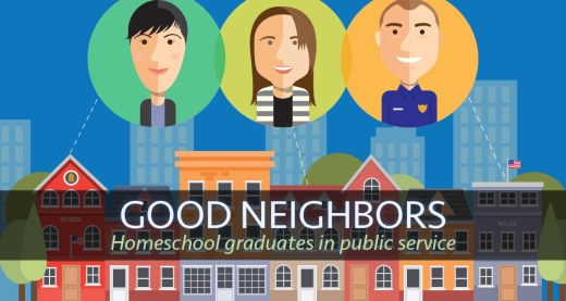New Series || Homeschool Helpers: Grads and Parents Serving Your Community