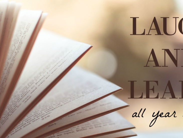 Laugh and Learn (All Year Round)   HSLDA Blog
