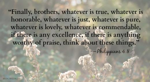 Whatever is True | HSLDA Blog