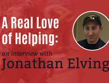 A Real Love of Helping: An Interview with Jonathan Elving | Homeschool Helpers