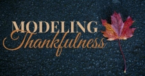 Modeling Thankfulness | HSLDA Blog