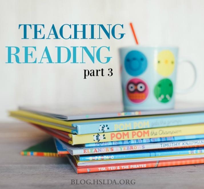 Teaching Reading, Part 3: Argh argh argh! I hate English! | HSLDA Blog