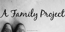 A Family Project | HSLDA Blog