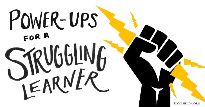 Power-Ups for a Struggling Learner | HSLDA Blog