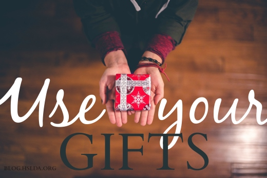 Use Your Gifts   HSLDA Blog