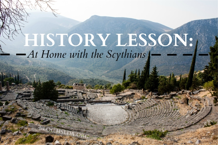 At Home with the Scythians   HSLDA Blog
