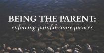 Being the Parent: Enforcing Painful Consequences | HSLDA Blog