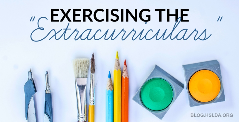 "Exercising the ""Extracurriculars"" 