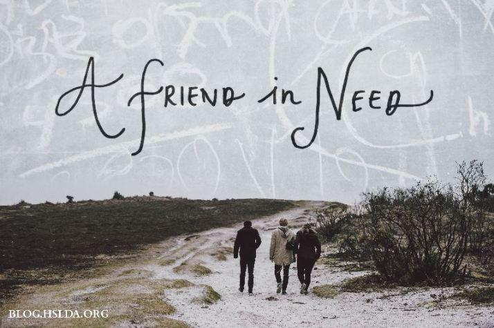 A Friend in Need | HSLDA Blog