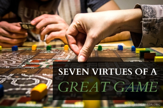 OR - Seven Virtues of a Great Game - CB - HSLDA Blog