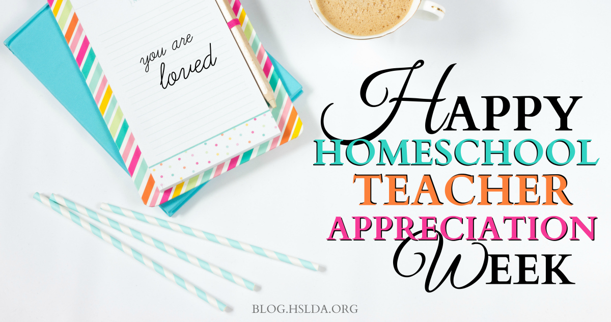 CLOSED GIVEAWAY | Celebrating Homeschool Teacher Appreciation Week ...