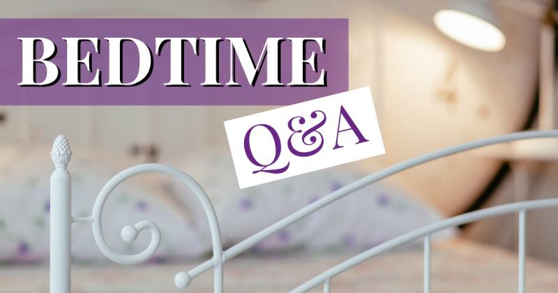 Bedtime Q&A   HSLDA Blog