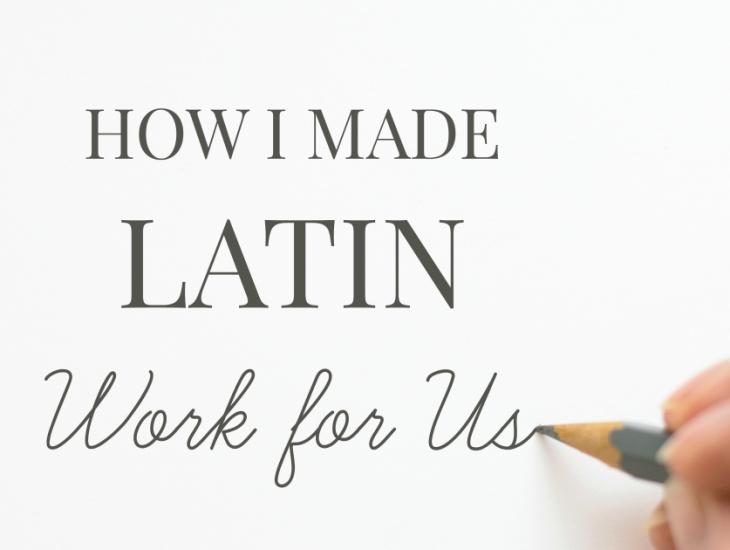 How I Made Latin Work for Us | HSLDA Blog