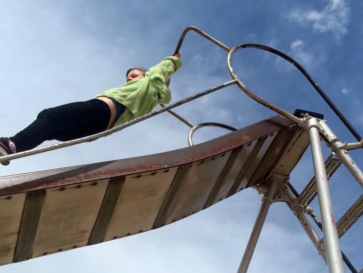 Risky Play - A Good Thing? | HSLDA Blog