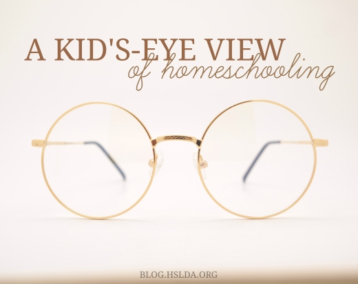 A Kid's-Eye View of Homeschooling | HSLDA Blog